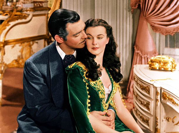 Despite a rotating set of directors and controversy over the decision to cast English actress Vivien Leigh to play feisty, fussy Southern belle Scarlett O'Hara,…