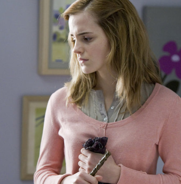 Hermione's Ever-Expanding Handbag Was Illegal
