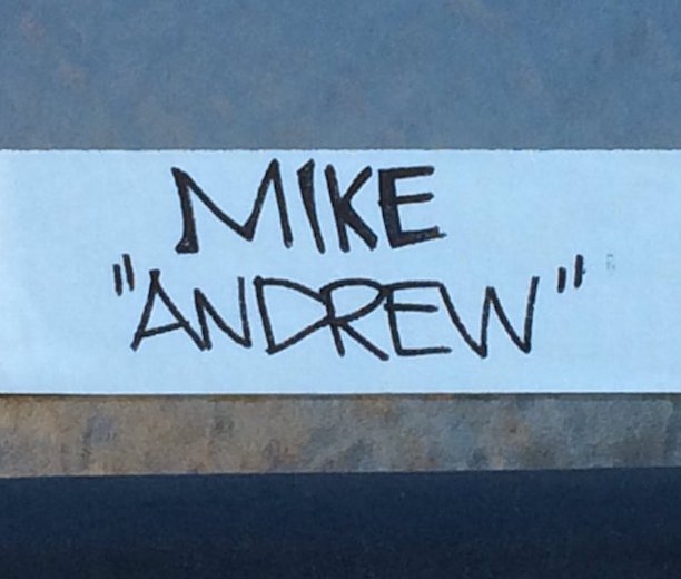 Mike Gandolfi (Andrew): February 7, 2016