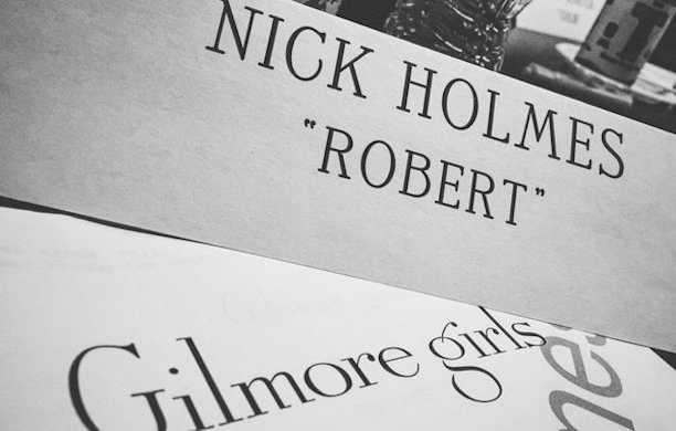 Nick Holmes (Robert): February 29, 2016