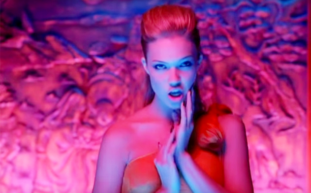 2001: Debuted Reinvented Image and Sound With 'In My Pocket' Music Video