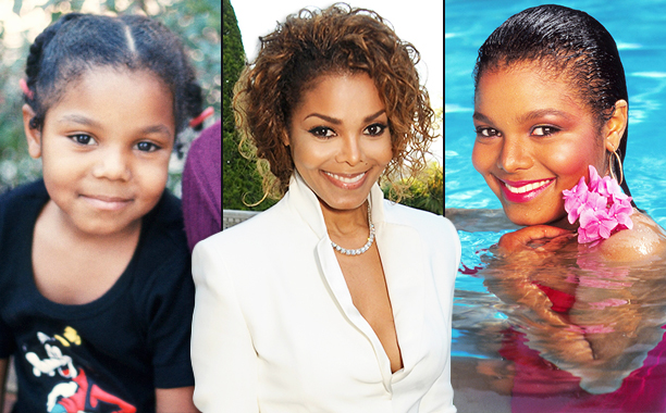 Janet Jackson Through the Years