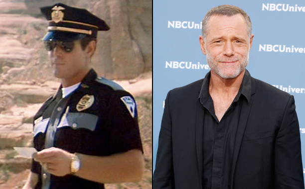Jason Beghe as the State Trooper