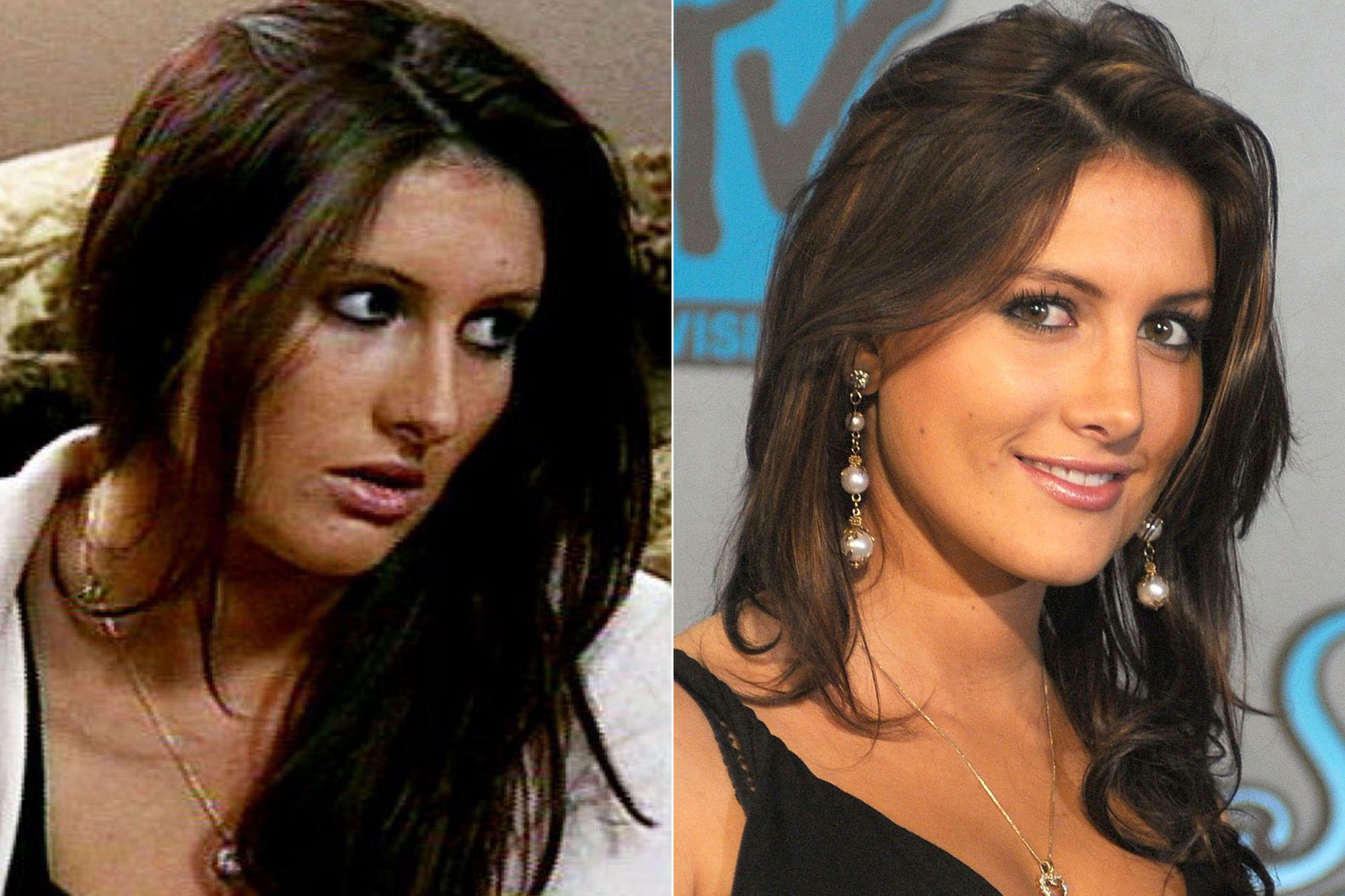 THE HILLS - Then & Now