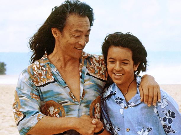 10. Johnny Tsunami