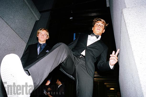 Josh Holz and Daniel Lara