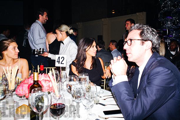 Kim Kardashian West and Neil Blumenthal