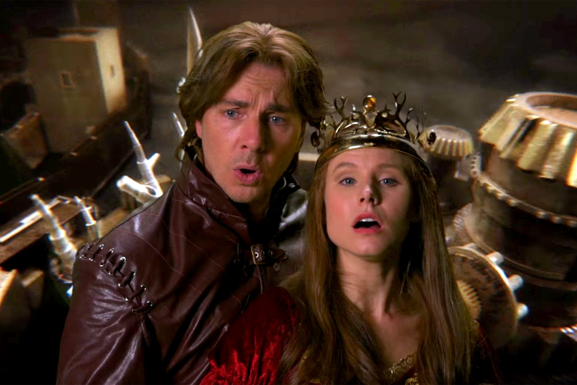 Kristen Bell and Dax Shephard's obsession with GOT