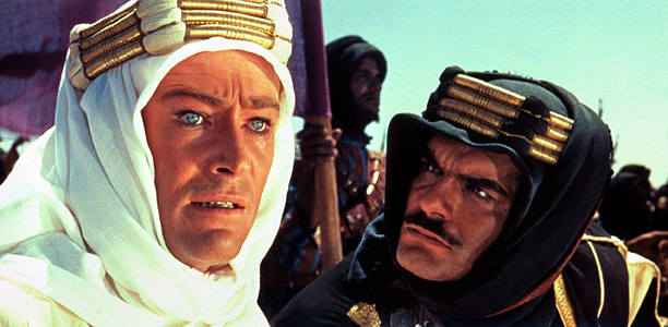 An epic in every sense of the word. David Lean's sumptuous, 216-minute look at the life of T.E. Lawrence features many standouts, including Peter O'Toole…