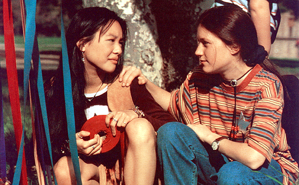 The Camp in The Baby-Sitters Club Movie