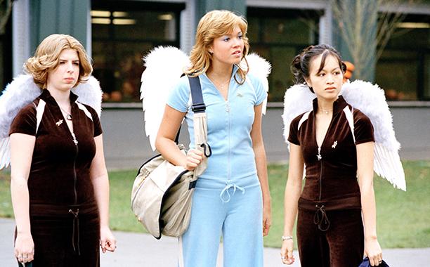 2004: Starred In Satirical Sundance Comedy Saved!