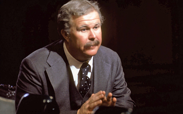 Role: Arthur Jensen The ''mad as hell'' tirade by Peter Finch's evangelical newsman Howard Beale may be Network 's most quoted soundbite, but just as…