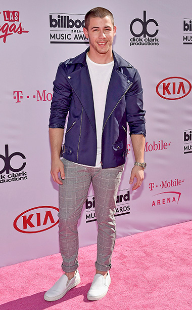 BEST: Nick Jonas