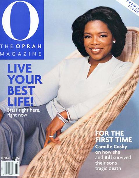 O magazine (April 2000)