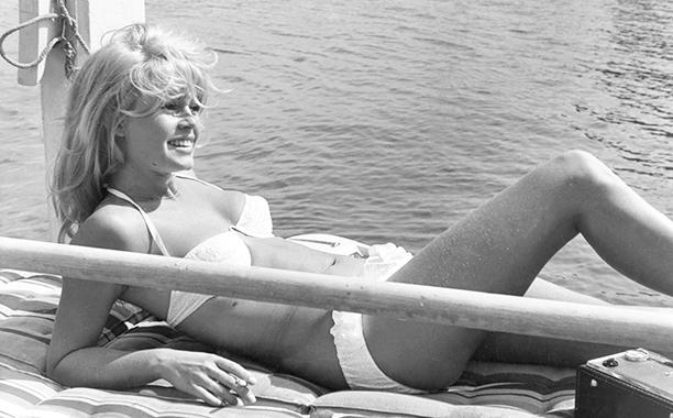 Brigitte Bardot as Jill in A Very Private Affair