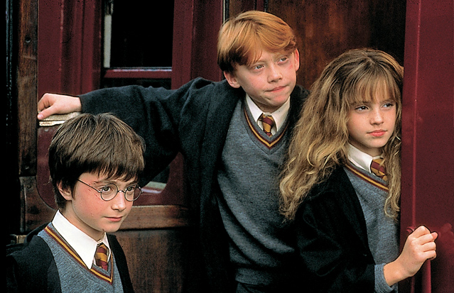 Most Young Wizards Are Homeschooled