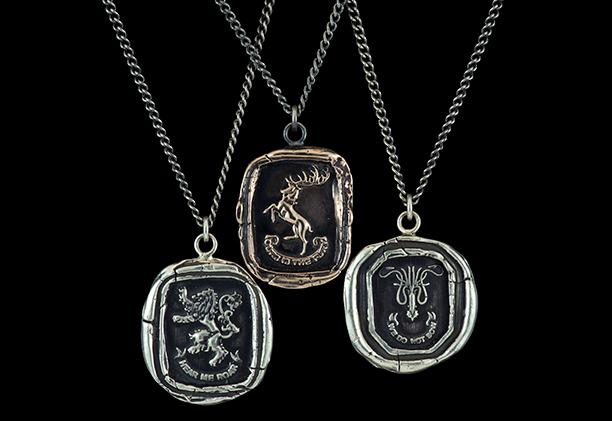 Pyrrha x Game of Thrones Signature Talisman Jewelry