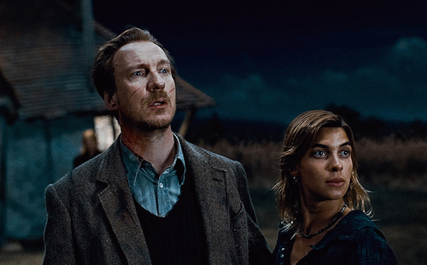 Remus and Tonks' Son Was Head Boy