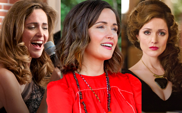 Rose Byrne Role Call