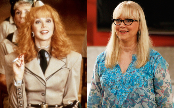 Shelley Long (Phyllis Nefler)