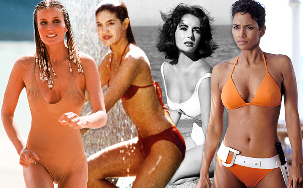 TV and Movies' Best Swimsuit Scenes