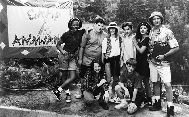 Camp Anawanna (Salute Your Shorts)