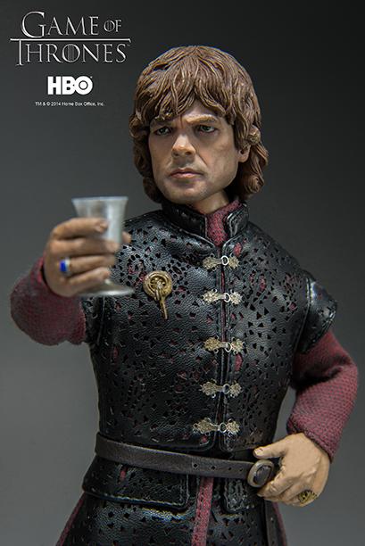 Tyrion Lannister Threezero Figure