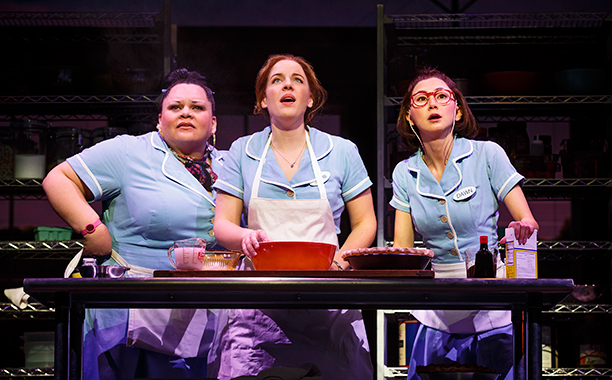 GALLERY: Best Stage of 2016: WAITRESS MUSICAL