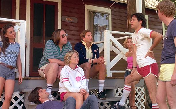 Camp Firewood ('Wet Hot American Summer')