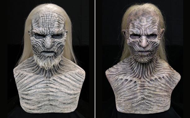 White Walker Masks