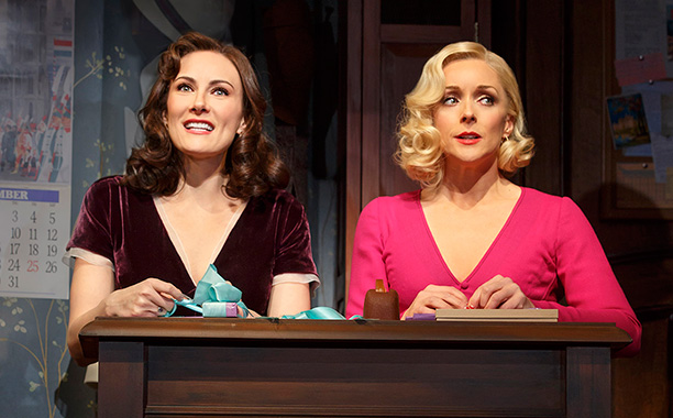 GALLERY: Best Stage of 2016: She Loves Me - Roundabout Theatre Company - 2016 Studio 54 Pictured: Laura Benanti, Jane Krakowski