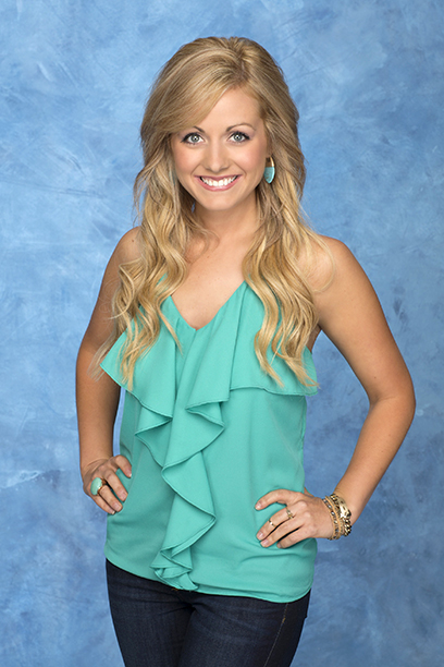 Carly Waddell From The Bachelor, Season 19