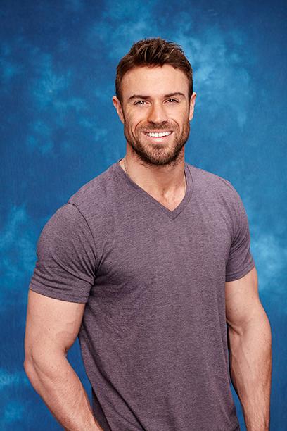 Chad Johnson From The Bachelorette, Season 12