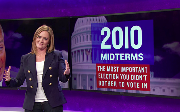 8. People who didn't vote in the 2010 midterms