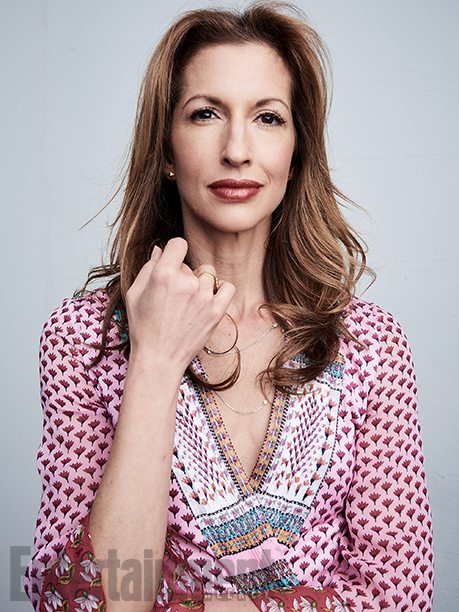"""Alysia Reiner from """"Equity"""""""