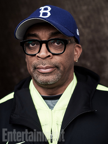 "Spike Lee from ""2 Fists Up"""