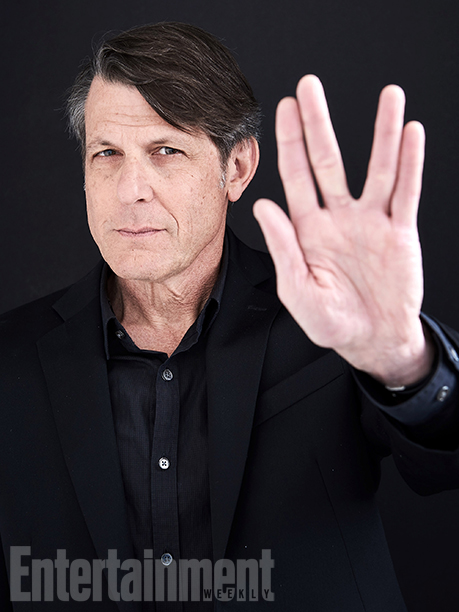 "Adam Nimoy from ""For the Love of Spock"""