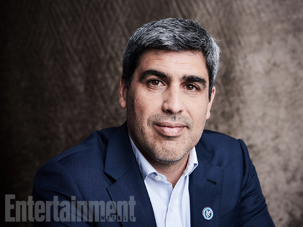 "Claudio Reyna from ""Win!"""