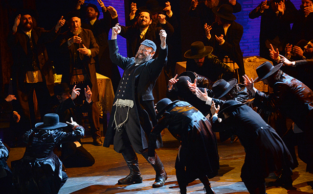 Fiddler gets a chance to play