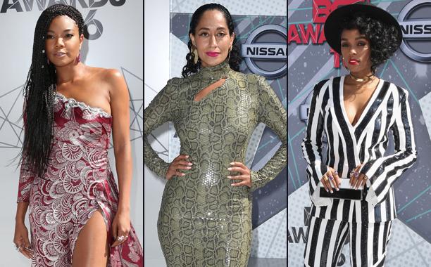 BET Awards: Red Carpet Arrivals