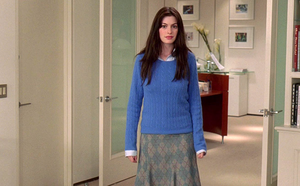 The Cerulean Sweater