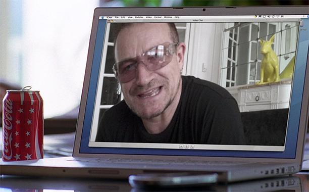 Bono as Bono in Season 6 (2009)