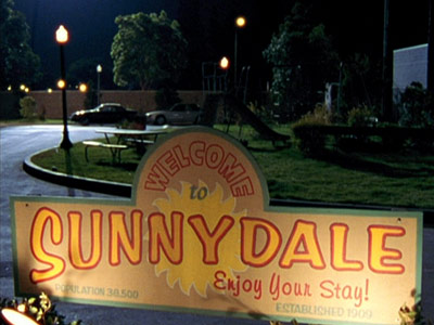Buffy the Vampire Slayer | Sunnydale, Calif. Why go to Disneyland, Universal Studios, or Hollywood when you can visit the center of the dark universe? Here in Sunnydale, Calif., the…