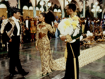 Coming to America, Arsenio Hall, ... | Zamunda, Africa This wealthy, stable African nation is home to some of the most beautiful women in the world and boasts abundant natural resources. Come…