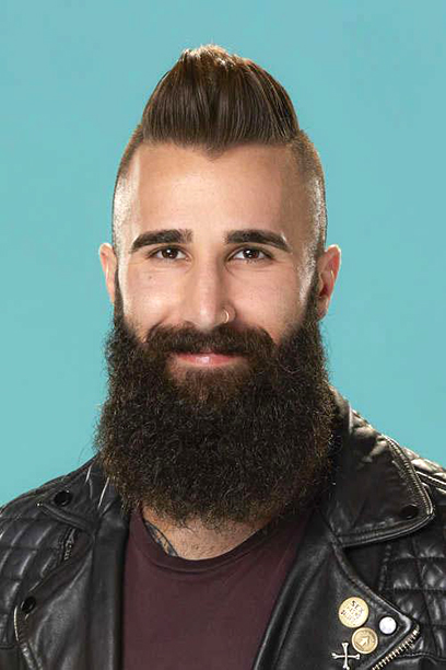 Paul Abrahamian, 23, From Tarzana, Calif.