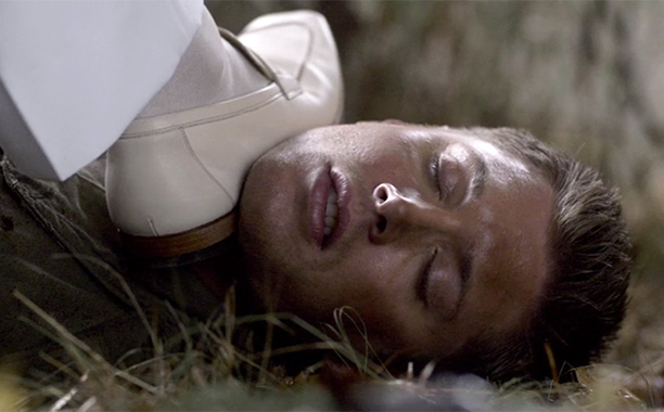 5. Dean Killed by Lucifer in Sam's Body ... in the Future (Season 5, Episode 4)