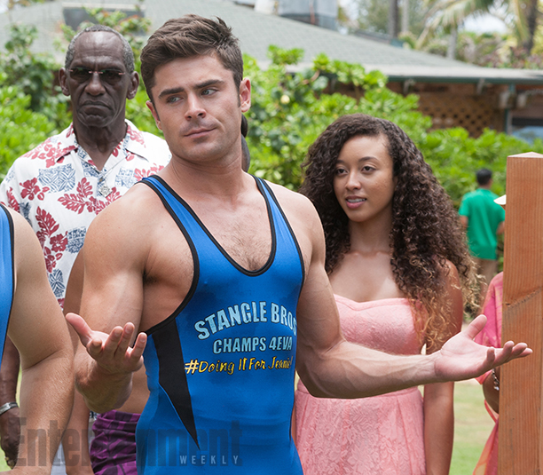 Zac Efron, Mike and Dave Need Wedding Dates, July 8