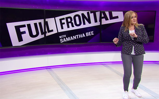 Samantha Bee's Best Full Frontal Moments
