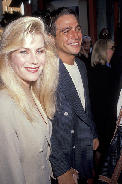 Tracy Danza and Tony Danza