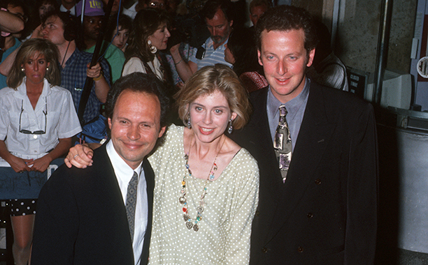 Billy Crystal, Helen Slater, and Daniel Stern